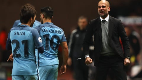 City's second half rally was too little, too late