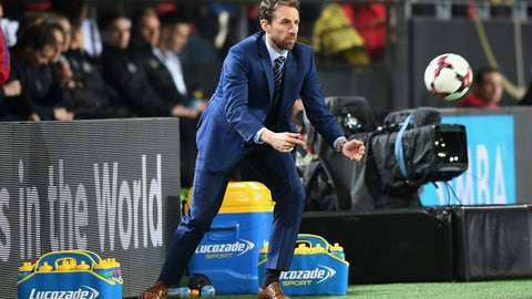 Gareth Southgate looks open to tactical and lineup experimentation