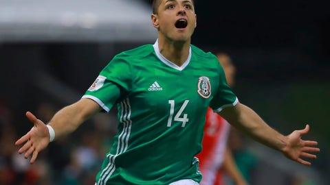 March 24: Mexico 2-0 Costa Rica