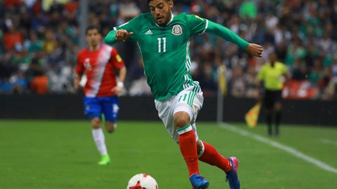 Which Carlos Vela will show up for Mexico?