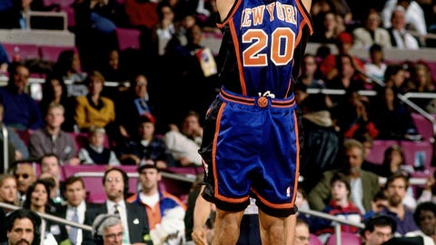 Indiana Pacers: Allan Houston