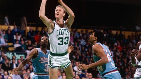 Toronto Raptors: Larry Bird