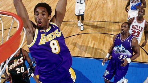 Atlanta Hawks: Kobe Bryant