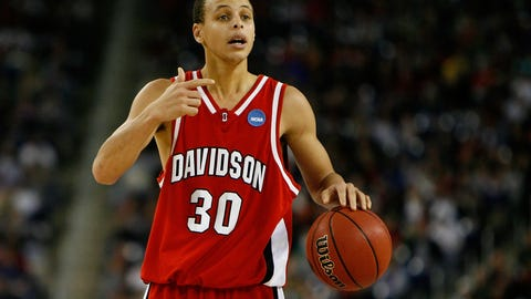 No. 11 Davidson (2008, Elite Eight)