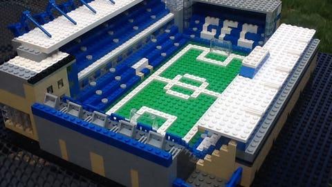 Gillingham, Priestfield Stadium