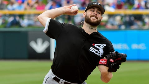 Lucas Giolito - SP - White Sox