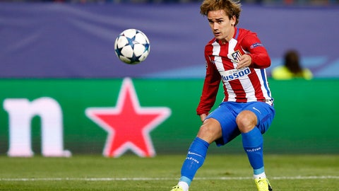 Antoine Griezmann can link up with anyone