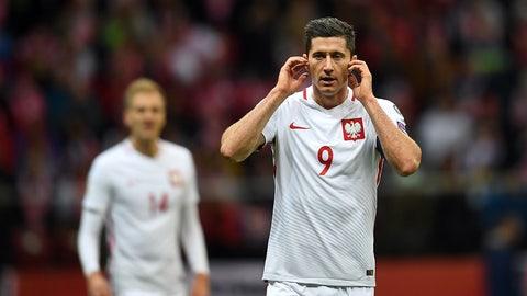 Group E: Montenegro vs. Poland