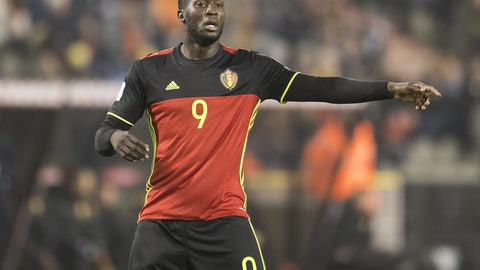 Group H: Belgium vs. Greece