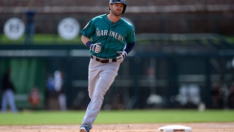 Mitch Haniger - OF - Mariners