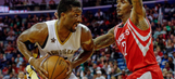Hill's career-high 30 lead Pelicans past Rockets