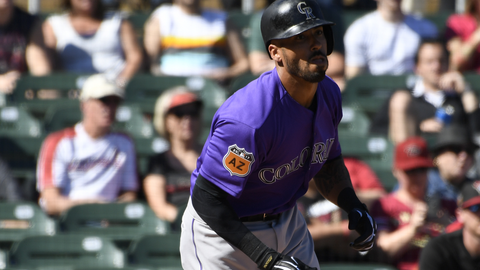 Ian Desmond - 1B/SS/OF - Rockies