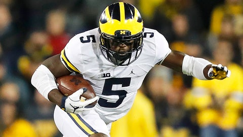 Jabrill Peppers, S/LB, Michigan