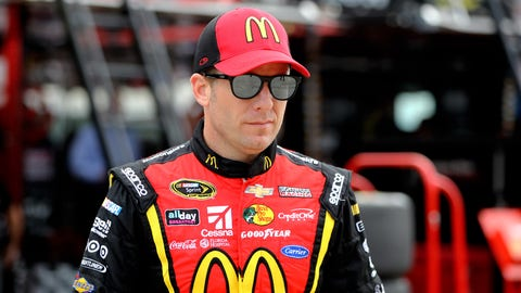 Jamie McMurray, -4
