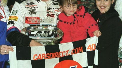 2000, Jeff Burton