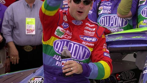 Jeff Gordon, 6