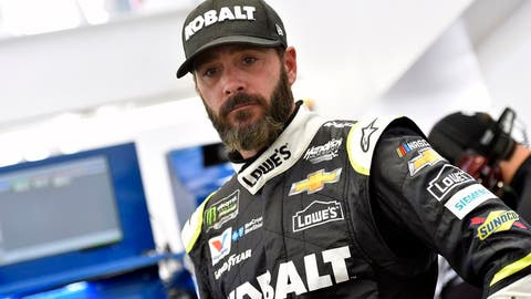 Jimmie Johnson, -6