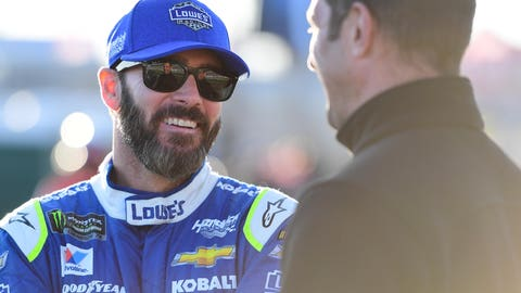 Jimmie Johnson, -3