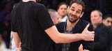 Jose Calderon will earn $415,000 for spending two hours with the Warriors
