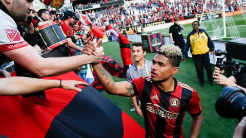 Atlanta United - Josef Martinez: $1.041 million