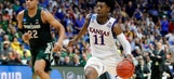 Kansas freshman Josh Jackson declare for NBA draft