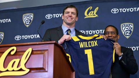 Justin Wilcox, Cal