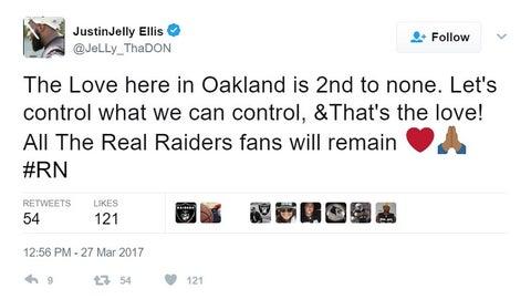 Justin Ellis, DT, Raiders