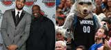 Karl Towns Sr. Considering Lawsuit Against Timberwolves And Their Mascot