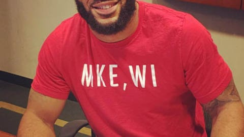 Lance Kendricks, Packers and ex-Badgers tight end