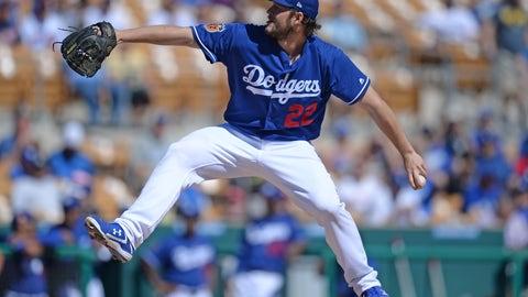 Clayton Kershaw - SP - Los Angeles Dodgers