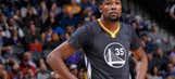 5 ways Kevin Durant's injury has changed this NBA season