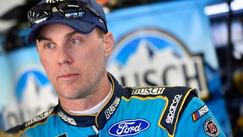 Won't win: Kevin Harvick