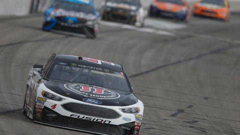 Harvick's mistake costly