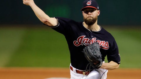 Corey Kluber - SP - Cleveland Indians