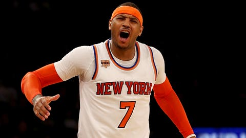 And Carmelo Anthony