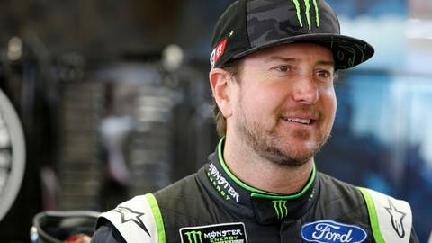 Is Kurt Busch a great race car driver or the greatest race car driver? Big fan. — East