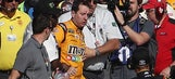 Don't expect a strong reaction by NASCAR on Busch-Logano incident