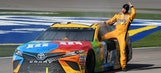 Fans weigh in: Kyle Busch at fault for incident at Las Vegas