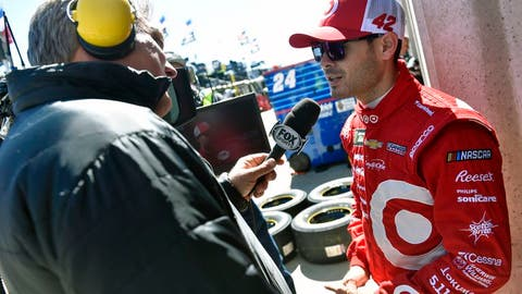 Kyle Larson, 10 (1 playoff point)