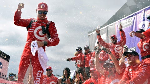 Can Kyle Larson stay red-hot?