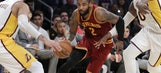 Kyrie gets 46, Cavaliers use big 4th quarter to beat Lakers