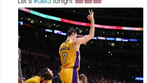 Larry Nance Jr., Los Angeles Lakers
