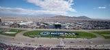 Social media buzz as NASCAR drivers and teams head to Las Vegas