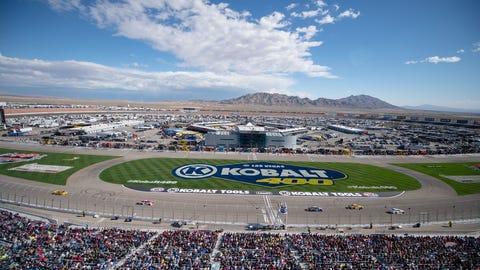 Las Vegas is a destination