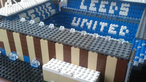 Leeds United, Elland Road