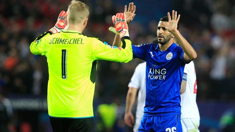Leicester City — Finish what Claudio Ranieri started