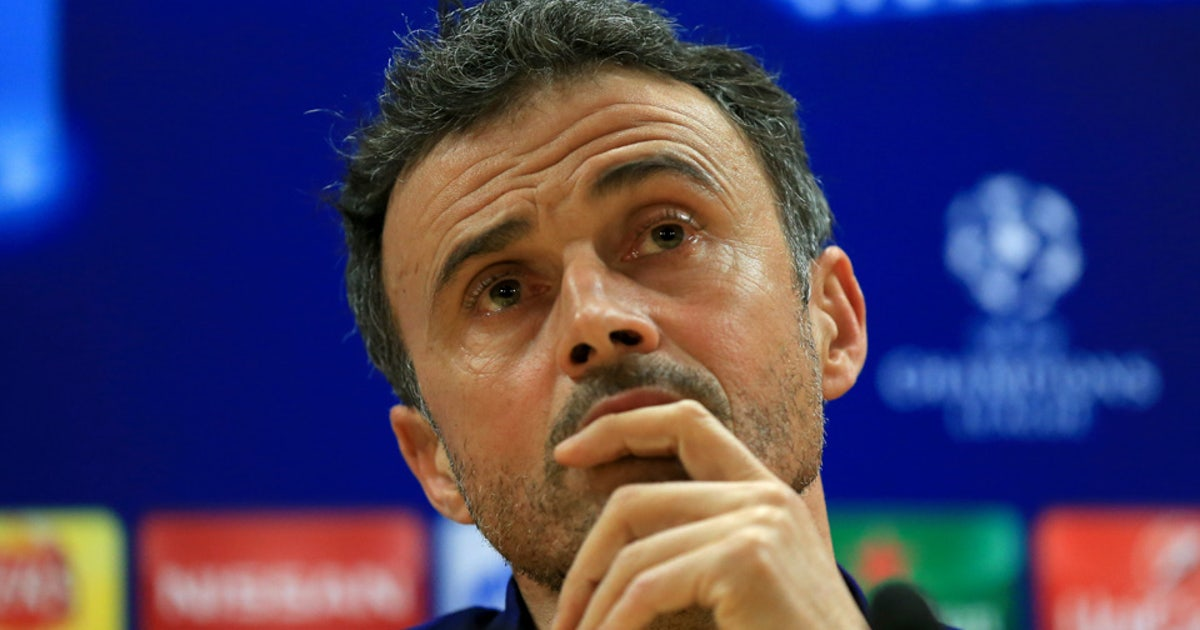 Luis Enrique S Replacement At Barcelona Faces Big Task In Reinforcing Club S Identity Fox Sports