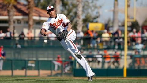 Manny Machado - 3B - Baltimore Orioles