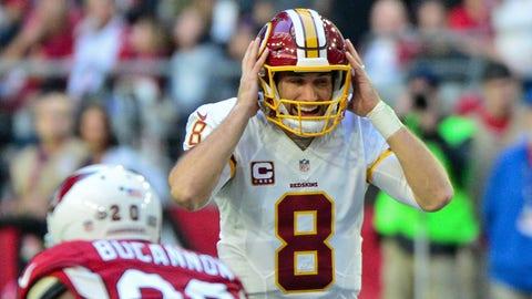 December 17: Arizona Cardinals at Washington Redskins, 1 p.m. ET