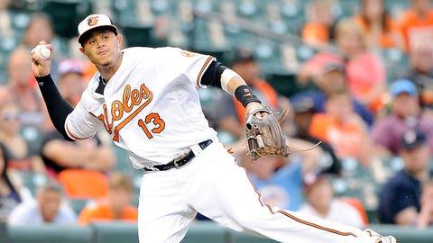 Manny Machado (3B/SS) -- Baltimore Orioles (7/6/92)